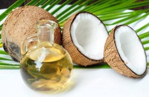 2.Hair-coconut