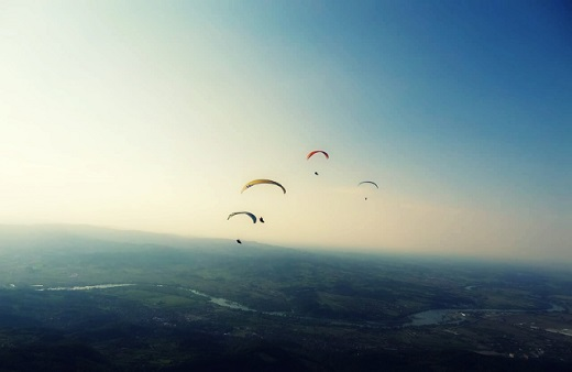 An Introduction to Paragliding