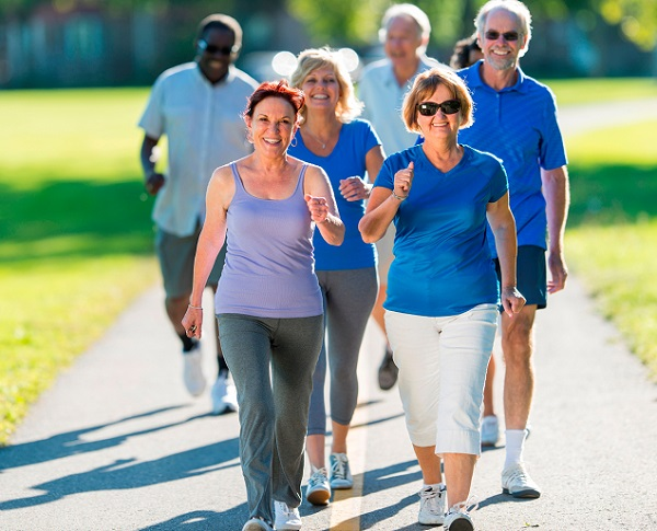 walking benefits for health