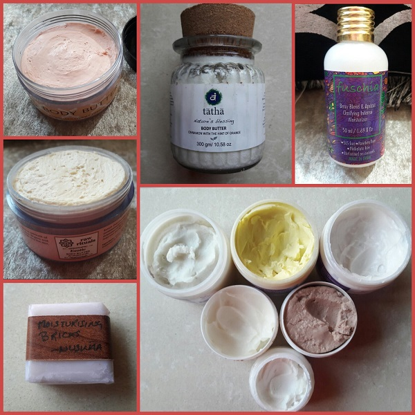 5 Chemical Free Body Lotions/Creams for Winters in India