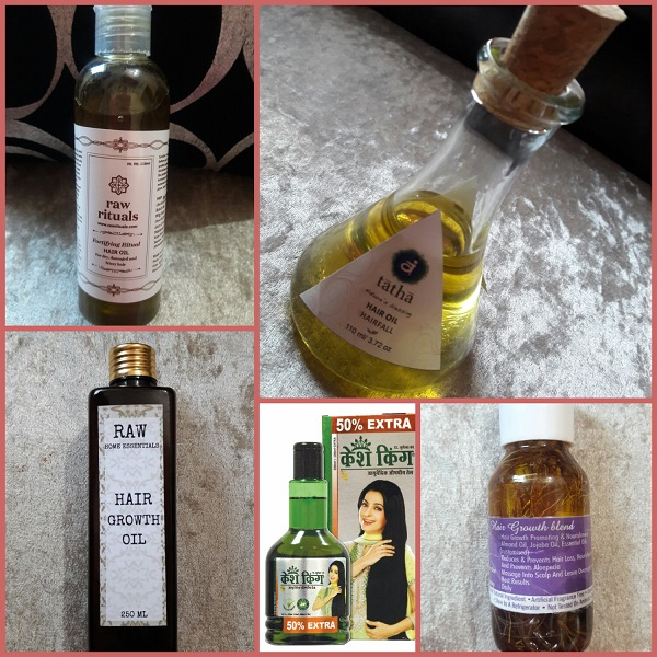 5 Chemical Free Hair Oils for Winters in India