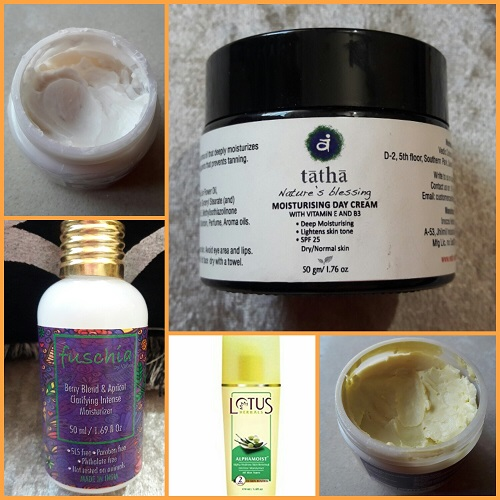 5 Chemical Free Face Moisturizers for Winters in India