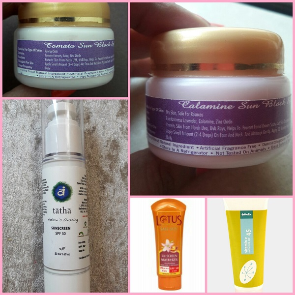 5 Chemical Free Sunscreens for Winters in India