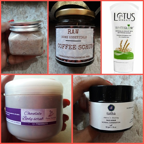 5 Chemical Free Scrubs for Winters in India