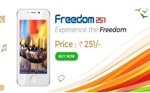 Is Freedom 251 Smartphone Fraud?