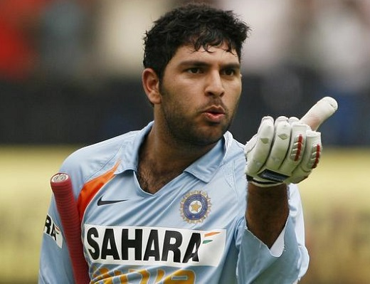 12 Interesting Facts about Yuvraj Singh