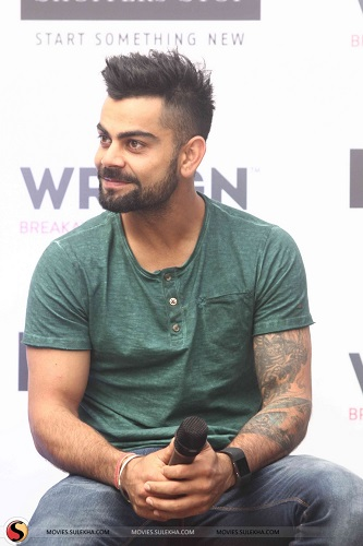 15 Interesting Facts About Virat Kohli