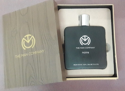 The Man Company Perfume Review – NOIRE