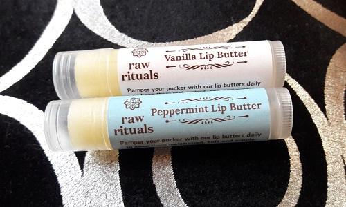 Raw Rituals Chemical Free Lip Balm Review