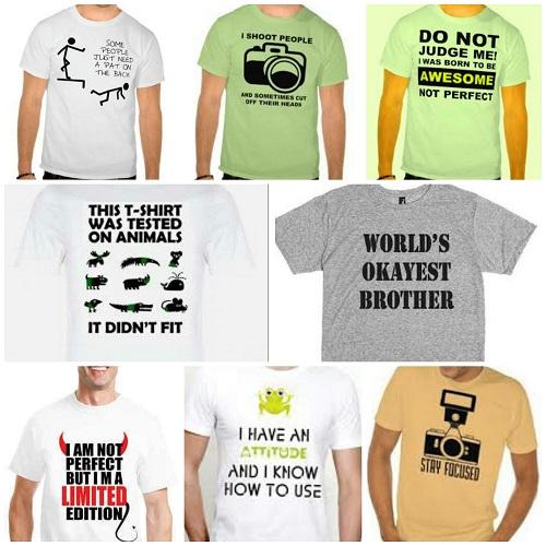 8.tshirts