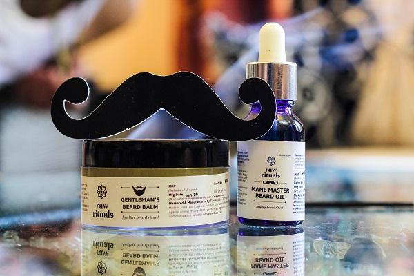 Raw Rituals Beard Kit Review