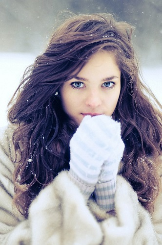 how to take care of hair in winters