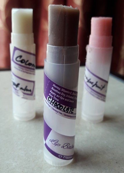 Aroma Essentials Lip Balms Review