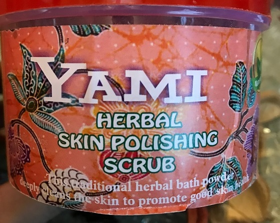 YAMI HERBALS Skin Polishing Scrub Review