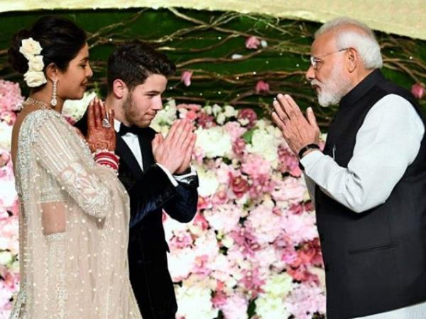 This is What PM Modi Gifted Priyanka and Nick on their Wedding