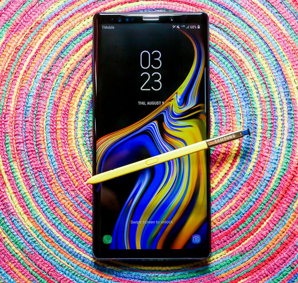 Pros and Cons of Samsung Galaxy Note 9, Smartphone with 1TB Storage