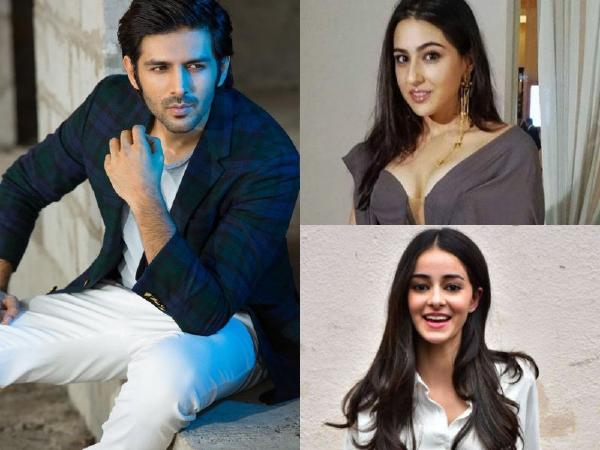 OMG! Did Kartik Aryan Breaks Sara Ali Khan Heart? Did He Choose Ananya Pandya over Sara Ali Khan?