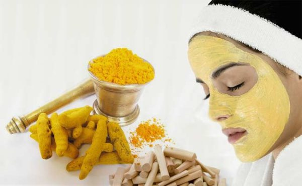Miracle Turmeric Face Packs to Stop Acne