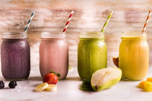 5 Healthy Smoothie Recipes For Weight Loss