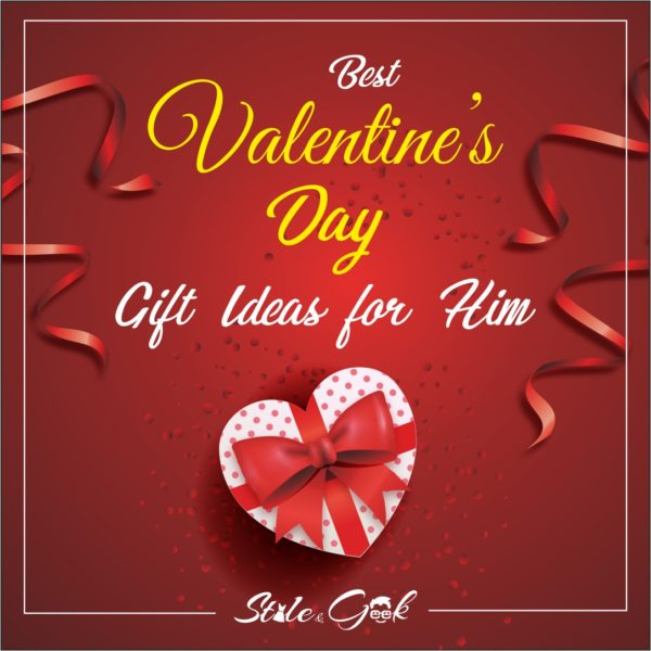 Valentine Gift Ideas for Men in Budget