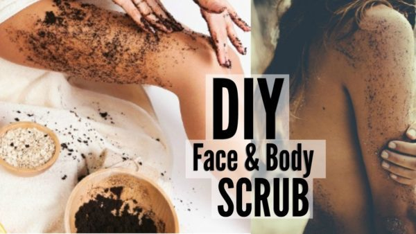 DIY Scrub to Get Rid of Face & Body Acne