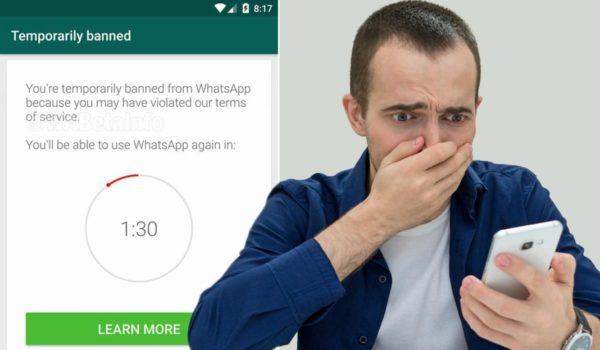 WhatsApp has a Serious Warning for all Users