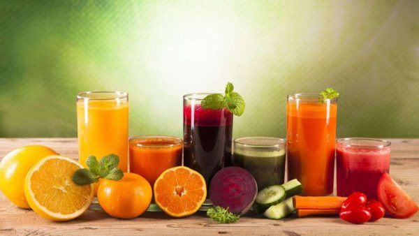 5 Reasons to Start your Day with Fresh Juice