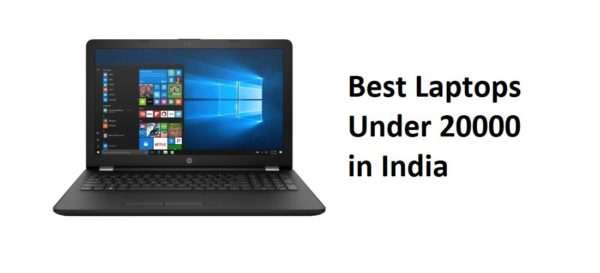 Top 10 Laptop in India under ₹20000