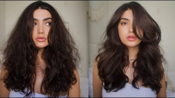 DIY To Get Rid Of Frizzy Hair