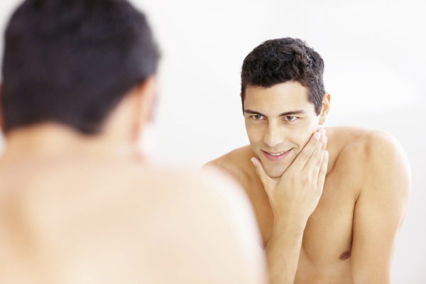 5-Step Guide To Clear Skin For Men