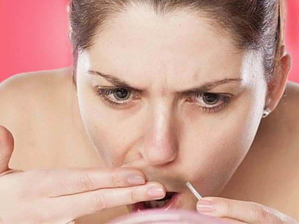 Home Remedies for Dark Upper Lips