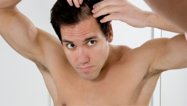 Tips to Stop Hair Fall for Men