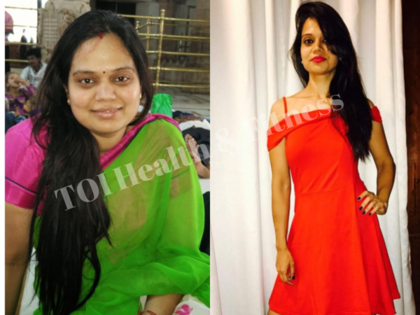 A Woman Lost 35 Kilos By Eating Only Ghar ka khana
