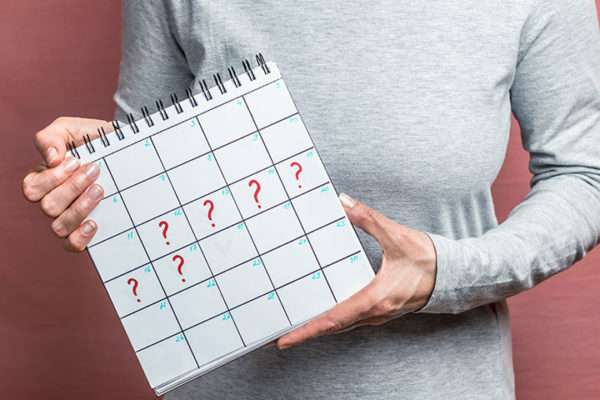 Signs of Irregular Periods