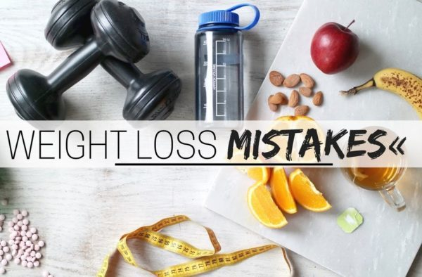 Weight Loss Mistakes That Can Slow Down Your Metabolism