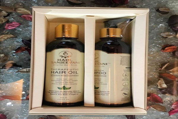 Hair Sanjeevani Hair Growth Regime Kit