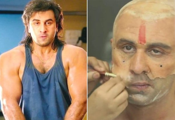 Best Bollywood Make-Up Transformations Where We Couldn't Believe Our Eyes
